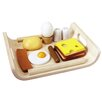 <strong>Large Scale Breakfast Menu Set</strong> by Plan Toys