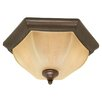 <strong>Normandy Flush Mount</strong> by Nuvo Lighting