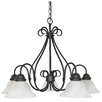 Castillo 5 Light Chandelier