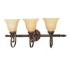 <strong>Nuvo Lighting</strong> Moulan 3 Light Vanity Light