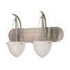 <strong>Nuvo Lighting</strong> South Beach 2 Light Vanity Light