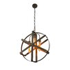 Varaluz Reel 3 Light Foyer Pendant