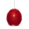 <strong>Urchin 1 Light Drum Foyer Pendant</strong> by Varaluz