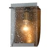 <strong>Rain 1 Light Recycled Bath Light</strong> by Varaluz