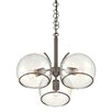 Varaluz Watson 3 Light Mini Chandelier