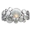 Varaluz Fascination 1 Light Recycled Bath Light