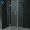 Vigo Pivot Door Frameless Shower Enclosure