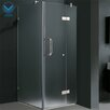 Vigo Pivot Door Frameless Shower Enclosure