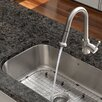 Vigo 1 Handle Single Hole Pull Out Spray Kitchen Faucet