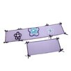 <strong>Harmony 4 Piece Traditional Padded Bumper Set</strong> by NoJo