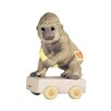 "<strong>Precious Moments</strong> ""Birthday Train It's Your Birthday Go Bananas"" Gorilla Figurine"