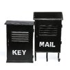 IMAX Alastor Key and Mail Boxes (Set of 2)