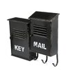 <strong>IMAX</strong> Alastor Key and Mail Boxes (Set of 2)
