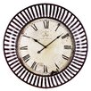"IMAX Banded Oversized 35"" Wall Clock"