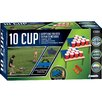 Franklin Sports Fold-N-Go 18 Piece 10 Cup Target Set