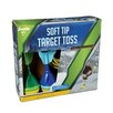 <strong>Franklin Sports</strong> 6 Piece Soft Tip Target-Toss Set