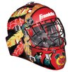 <strong>NHL SX Comp Goalie Face Mask 100</strong> by Franklin Sports