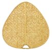 <strong>Fanimation</strong> Palisade Wide Oval-Shaped Woven Bamboo Indoor Ceiling Fan Blades (Set of 8)
