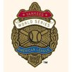 <strong>National Emblem</strong> MLB World Series Logo Patch