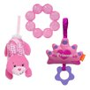 <strong>Infantino</strong> Teethe and Rattle Royal Play Set