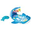 Infantino Whale Kicks and Giggles Activity Gym
