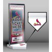 That's My Ticket Home Plate Ticket Display Stand