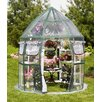 <strong>Conservatory 8.5' Round Clear PVC Greenhouse</strong> by Flowerhouse