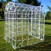 Flowerhouse Classic Pop-Up 4.5' W x 6' D Greenhouse