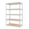 "<strong>1500 Series 72"" H 5 Shelf Shelving Unit Starter</strong> by CommClad"