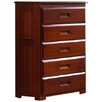 <strong>Weston 5 Drawer Chest</strong> by Discovery World Furniture
