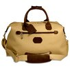"<strong>Jack Georges</strong> Lugano 19"" Leather Carry-On Duffel"
