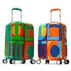 "Olympia Olympiad Art Series 21"" Hardsided Carry-On Spinner Suitcase"