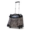 Olympia Deluxe Fashion Rolling Tote