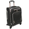 "<strong>Olympia</strong> Skyhawks 22"" Carry On Spinner Suitcase"