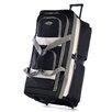 "Olympia Eight Pocket 33"" Rolling Duffel Bag"