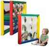 "<strong>SoftZone 34"" H x 34"" W Frame Mirror</strong> by ECR4kids"
