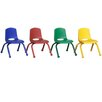 "ECR4kids 10"" Stack Chair (Set of 6)"