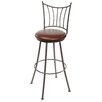 "<strong>Ranch 25"" Swivel Bar Stool</strong> by Stone County Ironworks"
