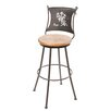 "Stone County Ironworks Sage 30"" Swivel Bar Stool"