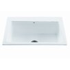 "Reliance 33"" x 22.25"" Reflection Single Bowl Kitchen Sink"