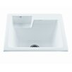 "<strong>Reliance Whirlpools</strong> Reliance 25"" x 22"" Laundry Sink"