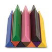 Melissa and Doug Jumbo Triangular Crayon (Set of 10)