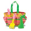Melissa and Doug Blossom Bright Tote Set