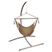 <strong>Buyers Choice</strong> Phat Tommy Deluxe Hammock Chair and Steel Stand Set
