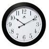 Infinity Instruments Oversized Nexus Wall Clock