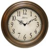 "<strong>Oversized 24"" Atheneum Wall Clock</strong> by Infinity Instruments"