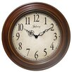 "Infinity Instruments Oversized 24"" Atheneum Wall Clock"