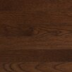 "<strong>Somerset Floors</strong> Color Strip 3-1/4"" Solid White Oak Flooring in Metro Brown"