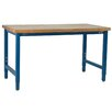 <strong>Bench Pro</strong> Kennedy Height Adjustable Solid Maple Top Workbench