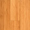 "Hawa Bamboo 5-3/8"" Engineered Bamboo Flooring in Carbonized Matte"